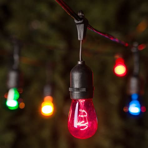 patio lights commercial multicolor party lights