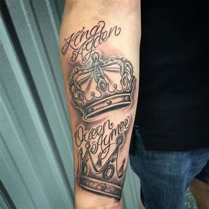 150 meaningful crown tattoos ultimate guide february 2020