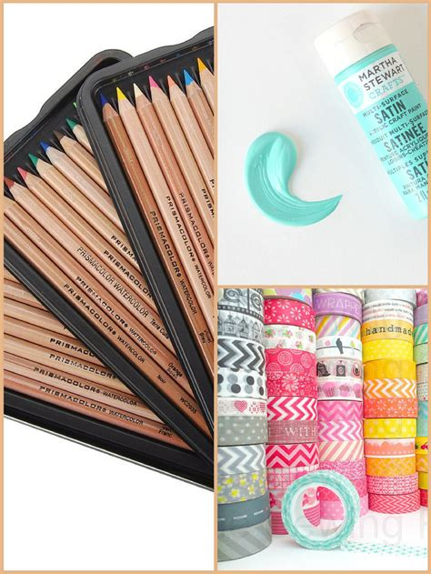 arts and crafts supplies shopping guide 10 must supplies to jumpstart 3386