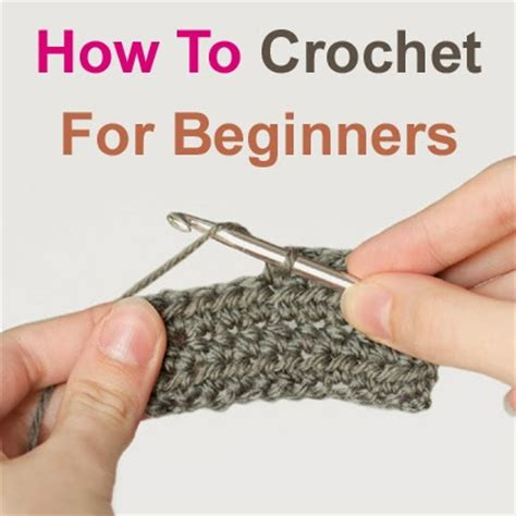 how to crochet crochet for children how to crochet for beginners