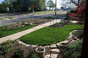 Gardening, With, Greggo, Field, Stone, Edging, Diy