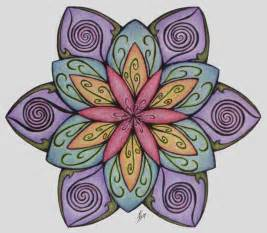 Mandalas Flower Art Drawings