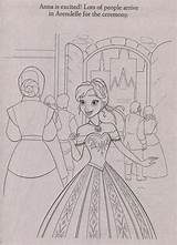 Frozen Coloring Pages Illustrations Official Disney Kiln Template sketch template