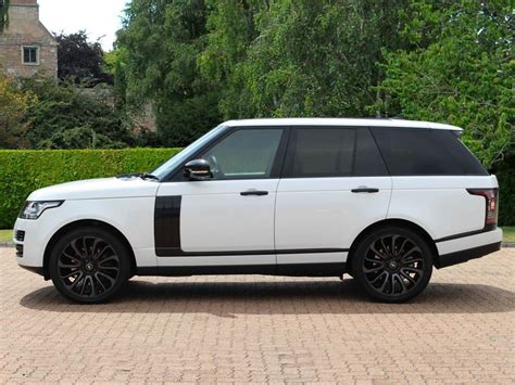 land rover vogue used 2016 land rover range rover sdv8 vogue for sale in