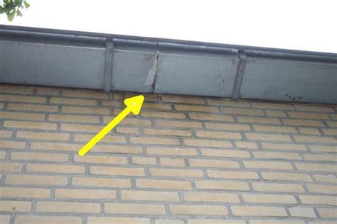 solderen zinken dakgoot solderen naad zinken dakgoot werkspot