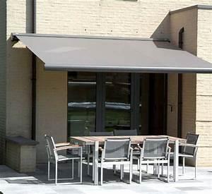 Store Banne Terrasse : choisir une armature bras et c ble de store banne pour ~ Edinachiropracticcenter.com Idées de Décoration