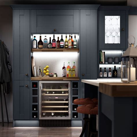 In Kitchen Ideas by Bar Ideas For The Home Raise A Glass To These