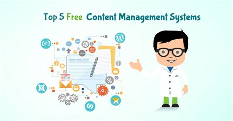 Free Content Management System Top 5 Free Content Management Systems
