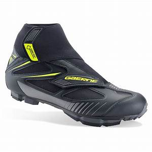 What To Wear Running In Cold Weather Chart Gaerne G Winter Mtb Tex Winter Shoe Black 3474