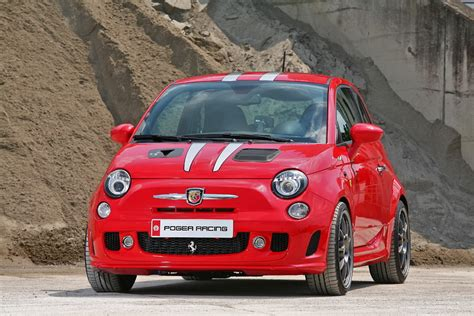 Fiat 500 Dealer by 268 Hp Fiat 500 Dealers Edition Unveiled