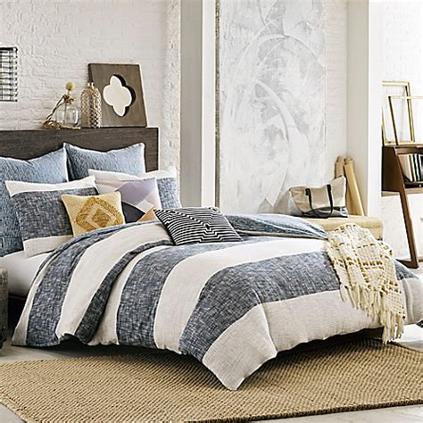 Kas Room South Hampton Duvet Cover In Blue Www