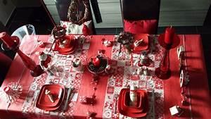 Table De Noel Traditionnelle : la table de no l traditionnelle lcdc ~ Melissatoandfro.com Idées de Décoration
