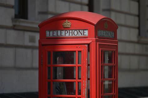 imagen de cabina de telefono en londres foto gratis