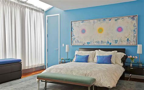 Blue And White Contemporary Bedroom Design Ideas by 18 Ideas For Blue Contemporary Bedrooms Home Design Lover