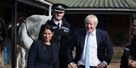 Priti Patel says Conservative government will cut 'overall ...