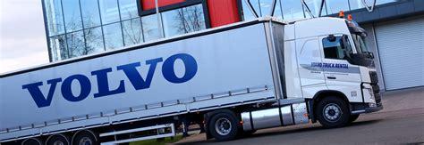 volvo truck service center volvo truck rental een truck huren