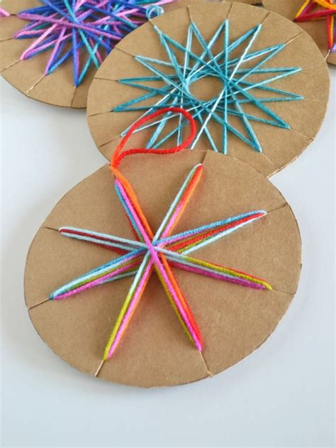 christmas ornaments crafts for kids crafts for