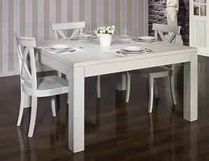 Table de salle à manger 140*140 CONTEMPORAINE en Chêne