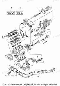 Yamaha Waverunner 2005 Oem Parts Diagram For Repair Kit 1