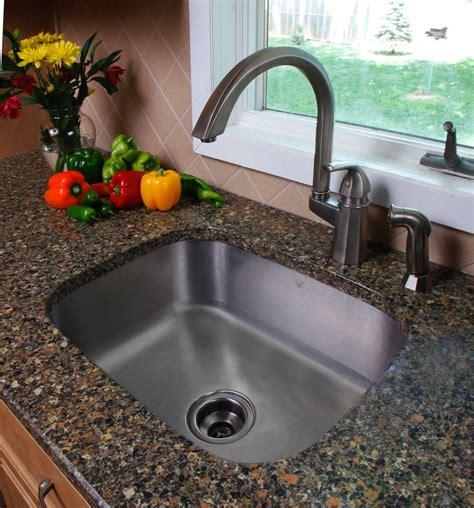 kitchen countertop with built in sink undermount kitchen sinks inspiration and design ideas 9316