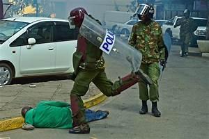 Kenya: Calls for police reform with #StopPoliceBrutality ...