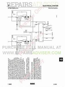 Daf Lf 45 Wiring Diagram   24 Wiring Diagram Images