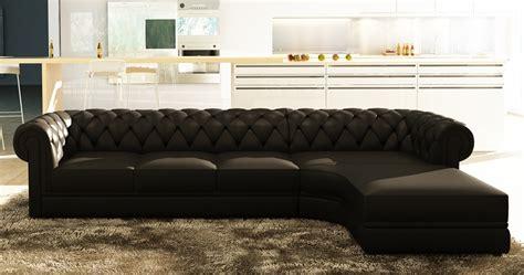 canape d angle avec meridienne canape chesterfield deco bois accueil design et mobilier