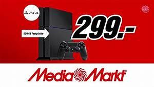 Ps4 Auf Rechnung Kaufen : ps4 mit 500 gb festplatte f r 299 euro bei media markt im angebot news ~ Themetempest.com Abrechnung