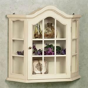 Wall Mounted Curio Cabinet HomesFeed