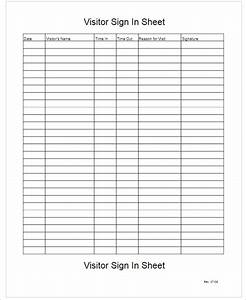 employee sign in sign out sheet baskanidaico With employee sign in sign out sheet template