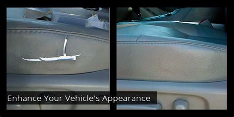 Vinyl Upholstery Repair by Vinyl Upholstery Repair Car Seat Repairs Dent Wizard