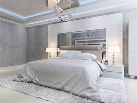 Master Bedroom Decorating Ideas Modern by Grey And White Modern Master Bedroom Modern Master
