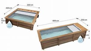 Piscine Hors Sol Bois Petite Dimension : dimension piscine hors sol bois dimension piscine hors sol ~ Zukunftsfamilie.com Idées de Décoration