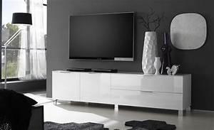 Billige Möbel Online : italienisches lowboard wei lackiert in hochglanz designerm bel moderne m bel owl ~ Frokenaadalensverden.com Haus und Dekorationen