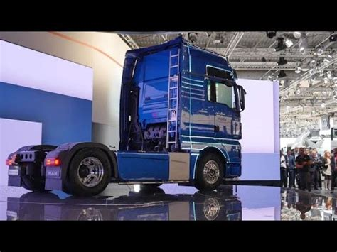 man truck bus polska iaa  youtube
