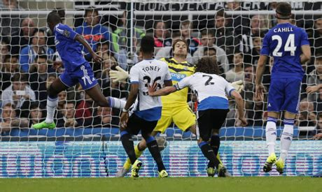 Chelsea leave it late to draw 2-2 at Newcastle - World ...