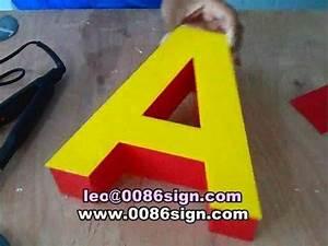 acrylic bender acrylic bending tool how to make 3d channel With how to make acrylic channel letters