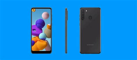 Samsung galaxy a21 has 6.5 (16.51 cm) display, 16+8+2+2 mp camera, 4000 mah battery. Samsung Galaxy A21: Price In India, Review, Specifications ...