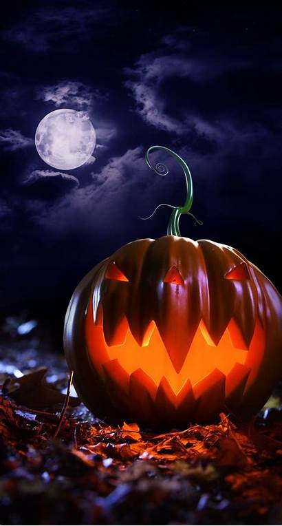 Halloween Iphone Wallpapers Themes Backgrounds Town Happy