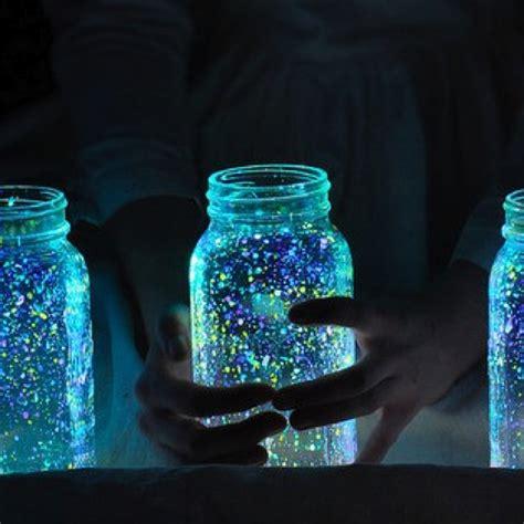 kann man sowas selbst machen glas diy leuchten