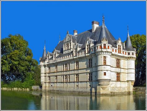 chateau azay le rideau histoire passions et partage les chateaux de la loire azay le rideau