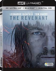 Revenant 4K UHD Blu-ray (Rental)