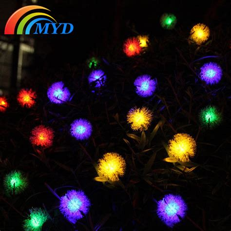 solar string light with cheap price solar