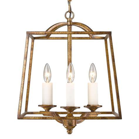 gold pendant light golden lighting athena 3 light grecian gold pendant 3072