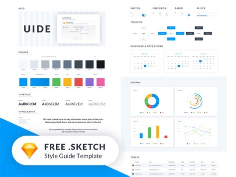 Uide Kit (style Guide Template)