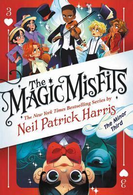 The Magic Misfits: The Minor Third (CD-Audio) | Northshire ...