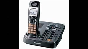 Telefono Panasonic Kx-tga931t Sonando