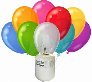 All About Helium Balloons