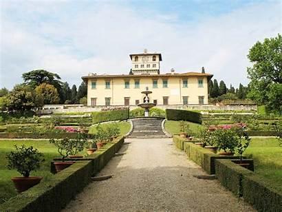 Villa Petraia Florence 1600