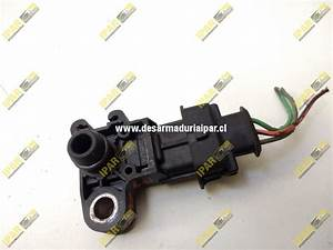 Sensor Map 2 4 Chevrolet Captiva 2007 2008 2009 2010 2011